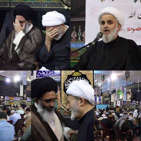 إقامة حفل تأبيني على روح الشيخ حسين الكوراني