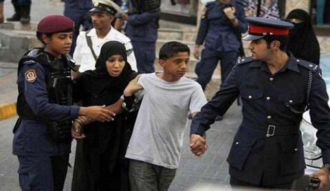 تعرض 30 طفلا للاعتقال التعسفي في البحرين