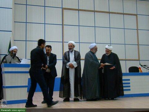 تصاویر/مراسم آغاز سال تحصیلی مجتمع آموزش عالی تاریخ،سیره و تمدن اسلامی