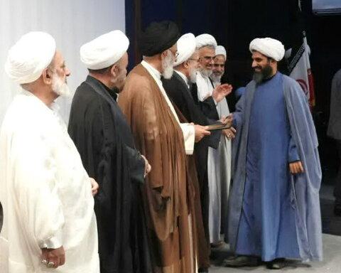 معرفی حجت الاسلام نادر حقیقی به عنوان مدیر حوزه هرمزگان