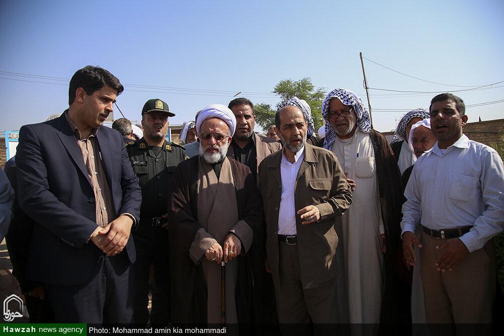 ساخت ۱۵۰ واحد مسکونی و ۲ کلینیک درمانی در مناطق سیلزده خوزستان