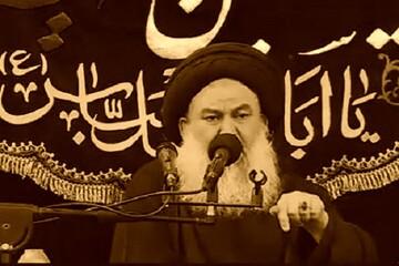فیلم/ واکنش امام جمعه بغداد به وقایع عراق