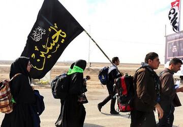 ثبت نام ۱۴ هزار زائر اربعین استان سمنان در سامانه سماح