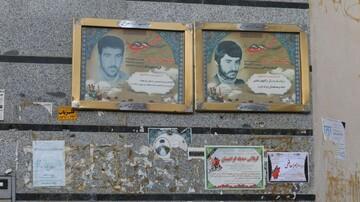واکنش جالب مردم سمنان به نصب تابلو شهداء در معابر+ فیلم
