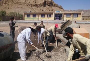 ظرفیت گروه های جهادی قم در خدمت عمران و آبادانی استان است