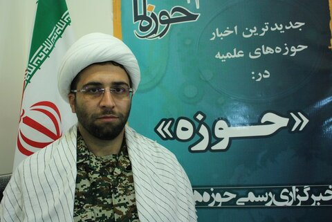 حجت الاسلام حامد قزوینه ای معاونت آموزش حوزه علمیه کرمانشاه
