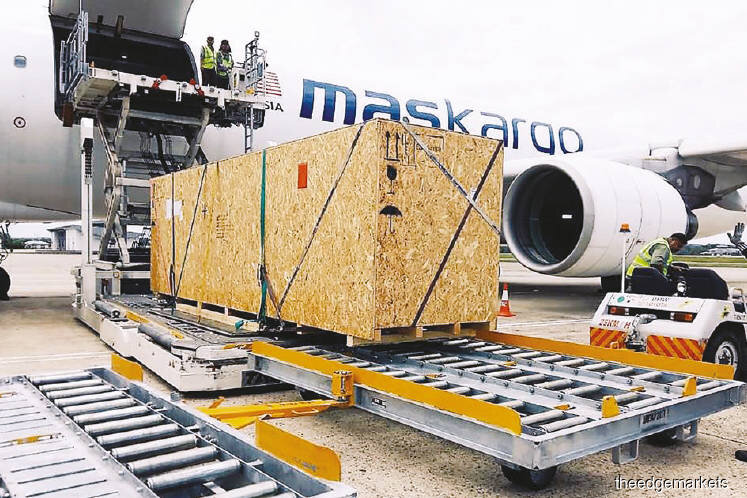 شرکت حمل بار هوایی در مالزی بخش حلال راه اندازی کرد