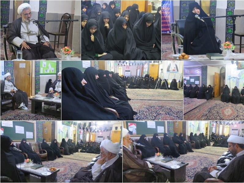 مدیر جدید مدرسه خواهران الزهرا (س) بندرعباس معرفی شد
