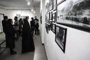تصاویر/ نمایشگاه عکس «روایت یک شاهد عینی»