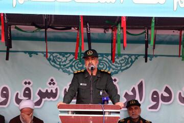 دفاع مقدس، ایران اسلامی را در برابر تهاجم نظامی بیمه کرد