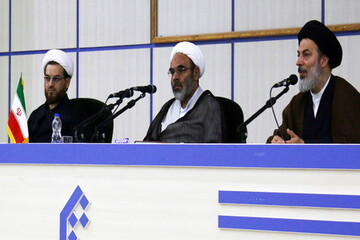 مراسم آغاز سال تحصیلی مجتمع آموزش عالی حکمت و مطالعات ادیان