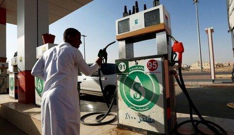 بحران سوخت در عربستان