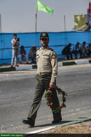 تصاویر/ رژه نیروهای مسلح اهواز