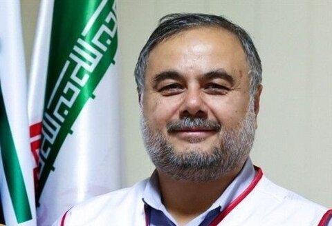 رئیس مرکز پزشکی حج و زیارت جمعیت هلال احمر