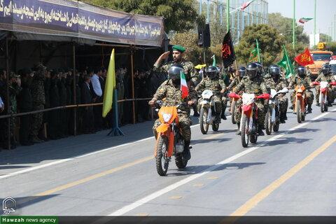 مراسم رژه نیروهای مسلح  اصفهان