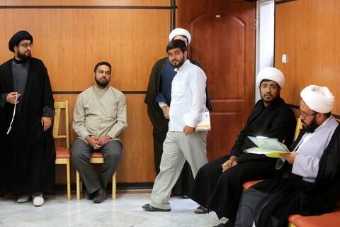 تصاویر/ مراسم آغاز سال تحصیلی مرکز فقهی ائمه اطهار(علیهم السلام)