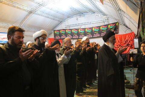 تصاویر/ مراسم افتتاحیه نمایشگاه هفته دفاع مقدس با عنوان (مقاومت تا ظهور ) در قم