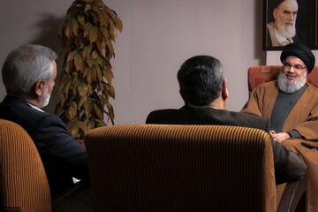 فیلم  «معادله نصر»؛ گفتگو با سید حسن نصرالله بخش آخر