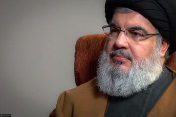 السيد نصرالله: القصاص العادل من قتلته سيكون مسؤولية المقاومين