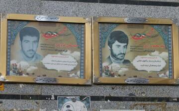 فیلم| واکنش جالب مردم سمنان به نصب تابلو شهدا در معابر
