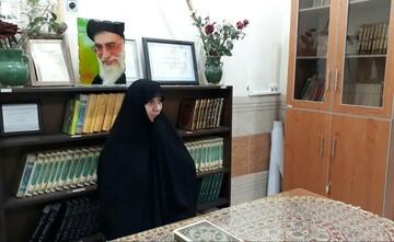 پذیرش 80 بانوی طلبه در مدرسه غدیریه شیراز