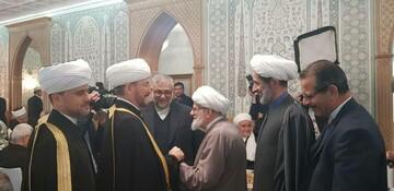 گردهمایی بینالمللی مسلمانان در روسیه+ عکس