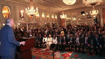 US Muslim leaders hail Erdogan for Islamic leadership