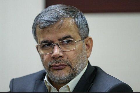مجتبی عبداللهی، رئیس اداره کل اوقاف و امور خیریه استان تهران