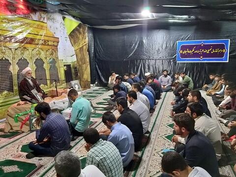 تصاویر/ مراسم آغاز سال تحصیلی جدید مدرسه علمیه آیت الله حکیم(ره) شیروان