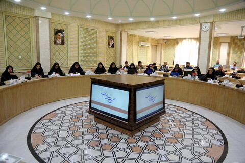 تصاویر/ نشست خبری دومین همایش کتاب سال بانوان