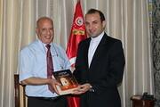 تونس از پروژههای مشترک هنرهای اسلامی با ایران استقبال می کند