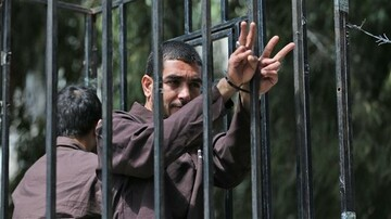 140 Palestinian prisoners on hunger strike for 13th day
