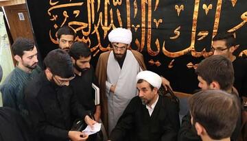 معاون آموزش حوزه اصفهان به سؤالات طلاب پاسخ داد
