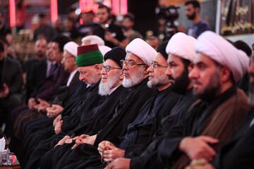 """ششمین جشنواره """"تراتیل سجادیه"""" در حرم امام حسین (ع) آغاز به کار کرد +تصاویر"""