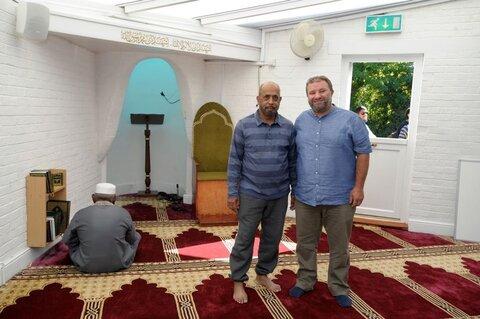 مسلمانان شهر کنت: می خواهیم یک مسجد زیبا و نمادین بسازیم