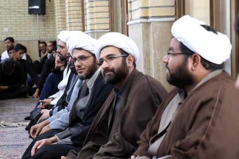 تصاویر / مراسم آغاز سال تحصیلی جدید حوزه علمیه کرمان
