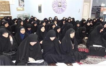 دوره «مهارت افزایی» اساتید حوزه خواهران در بیجار برگزار شد