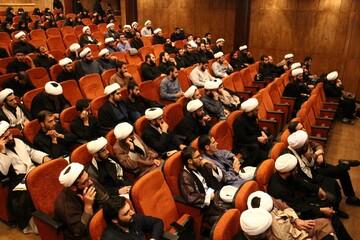 همایش بدو تبلیغ مبلغان طرح امین حوزه علمیه تهران برگزار شد+ عکس