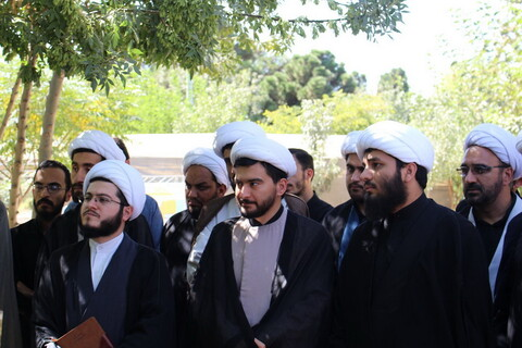 تصاویر/ همایش بدو تبلیغ مبلغین جدیدالورود طرح امین حوزه علمیه تهران