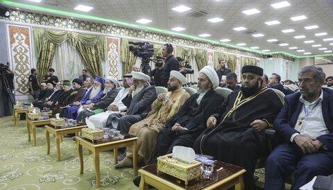 الصحن الحسيني يشهد اختتام فعاليات مهرجان تراتيل سجادية الدولي