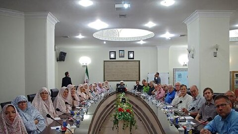 """Status of Christianity in Islam"" goes under spotlight in Mashhad"
