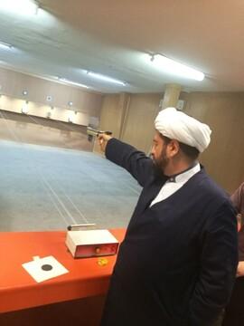 سالن تیراندازی حوزه علمیه اصفهان راه اندازی می شود