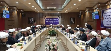 دوازدهمین اجلاسیه مسئولان مدارس علمیه تهران برگزار شد+ عکس