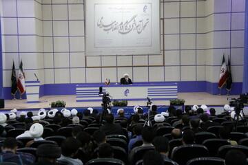 تصاویر/ مراسم آغاز سال تحصیلی جدید جامعةالمصطفی العالمیة