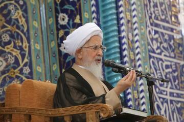 امروز کسی که حسینی فکر می کند، زیر بار ظلم نمی رود