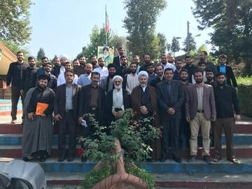 دوره دانش افزایی سرباز طلبه مازندران و گلستان برگزار شد
