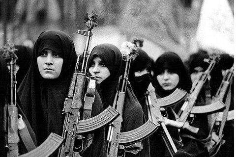 حضور زنان در ادبیات دفاع مقدس