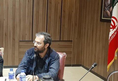 دکتر معاف، مسئول گفتمان سازی سپاه