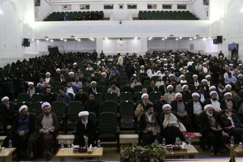 تصاویر/ مراسم آغاز سال تحصیلی جامعةالمصطفی العالمیة
