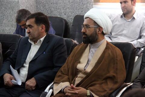 تصاویر/ نشست ستاد گرامیداشت یوم الله 13 آبان خراسان شمالی